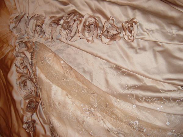 Moja malá príprava - moje šaty