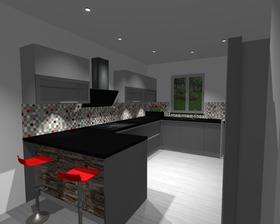 kuchyňka.. už je ve výrobě, juchůů:)