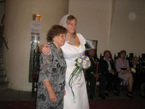 S mou milovanou babičkou