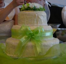a k tomu pekna torticka