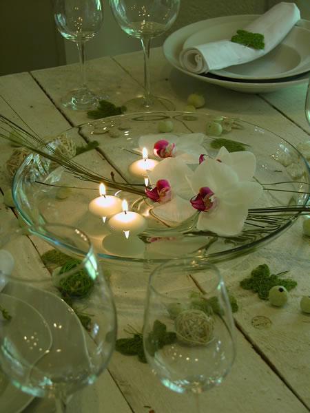 Hlavní svatební květinka