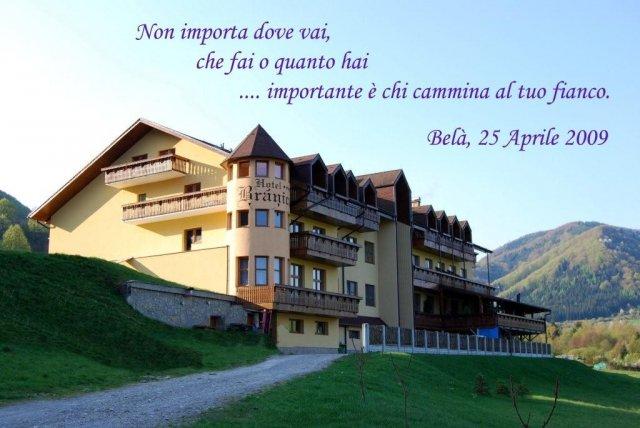Ľuboslava{{_AND_}}Daniele - nas hotel