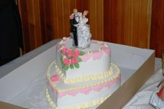jedna z vybornych tort