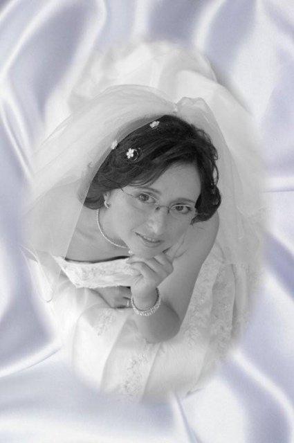 Ľuboslava{{_AND_}}Daniele - cierno-biela