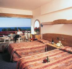 Hotel s takhle krásnými pokoji už je zajištěný.
