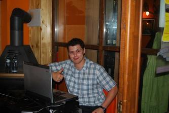 Náš DJ Filip ...super