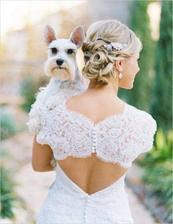 Tak tieto šatočky su pekné a ten účes k tomu ;) http://www.aliexpress.com/item/Free-Shipping-Sweetheart-Beading-Belt-Remove-Jacket-Backless-Tulle-Wedding-Dresses-SISI-Bride-Manufacturer-Store-Online/1241712381.html myslím že sú to podobné šaty ;)