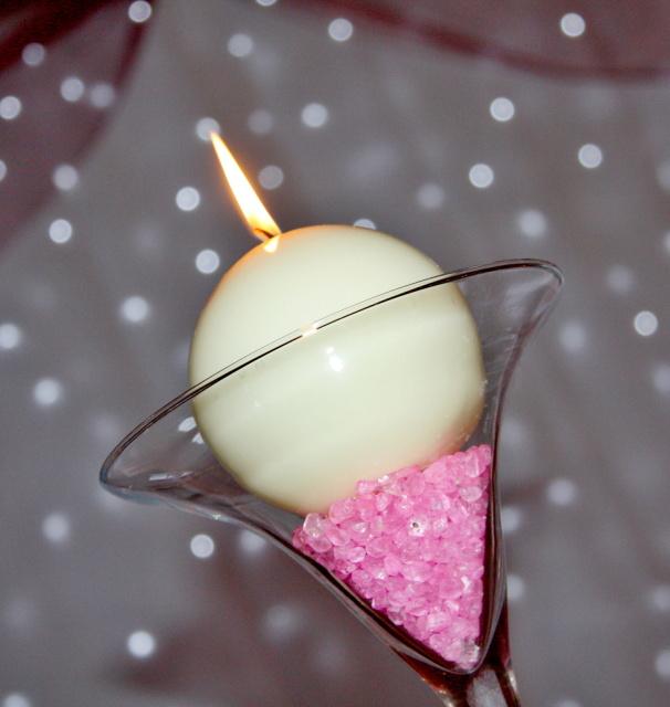 Moje ružové predstavy :) - Niečo takéto na stoly :)