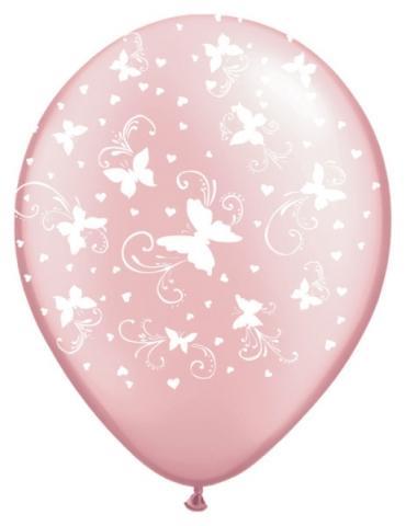 Moje ružové predstavy :) - Takéto balóniky :) http://www.svadba-nevesta.sk/