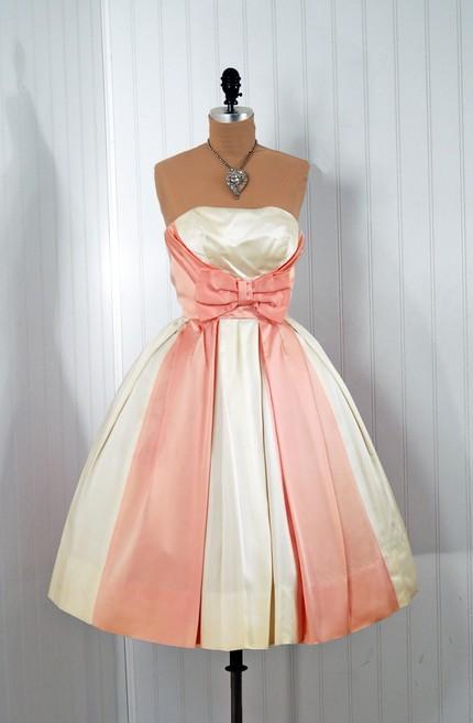 Moje ružové predstavy :) - Kráásne šatôčky :)