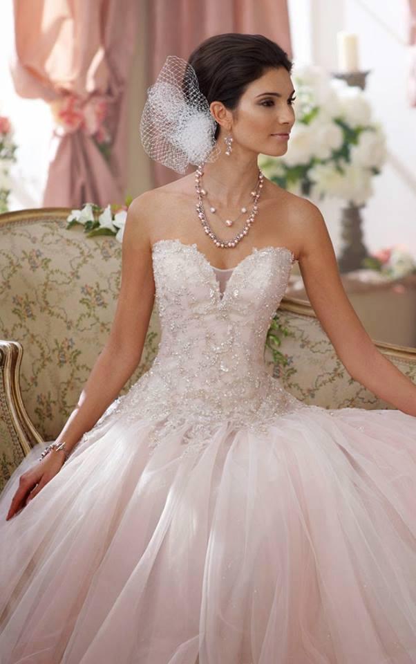 Moje ružové predstavy :) - Kráásne šaty :)