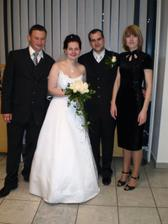 Katka s manželom