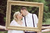 Svatební šaty vel. 46 - 50, 46