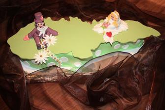 Náš dortíček :-)