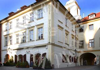 V tomto krásnom hoteli priamo v centre Prahy ma môj priateľ požiadal 14.09.2008 o ruku...