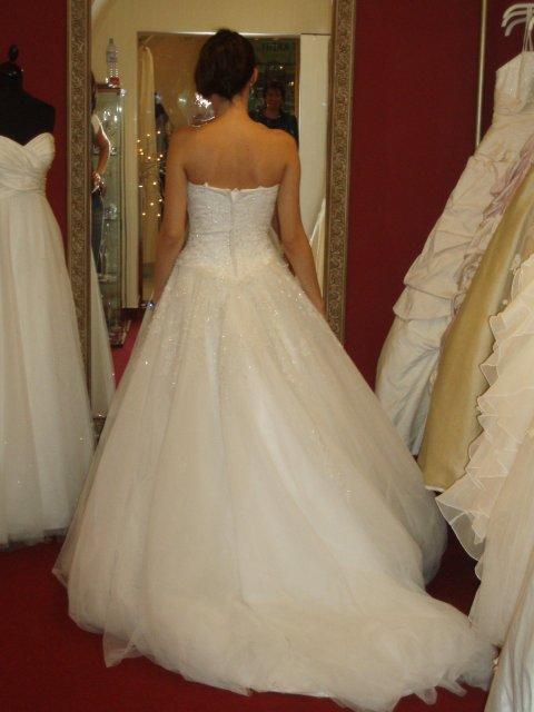 6.6.2009 Banská Bystrica - tak som znovu bola skúšať šaty...