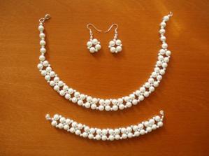 moja svadobná bijoux - ďakujem Katinke :-)