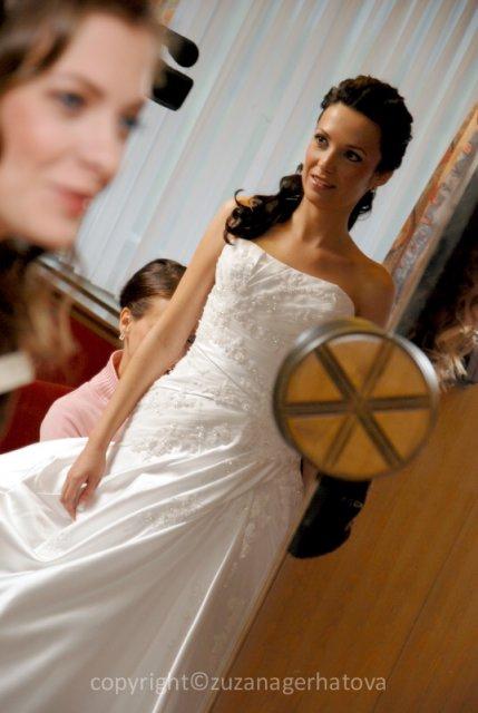 6.6.2009 Banská Bystrica - moja sestra priletela kvôli svadbe z ďaleka...