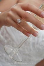 zásnubný prstienok