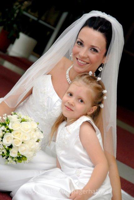 Veronika{{_AND_}}Radoslav Hazuchovci - moja dcérenka...