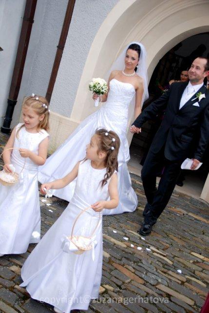 Veronika{{_AND_}}Radoslav Hazuchovci - a už sme šťastní novomanželia...