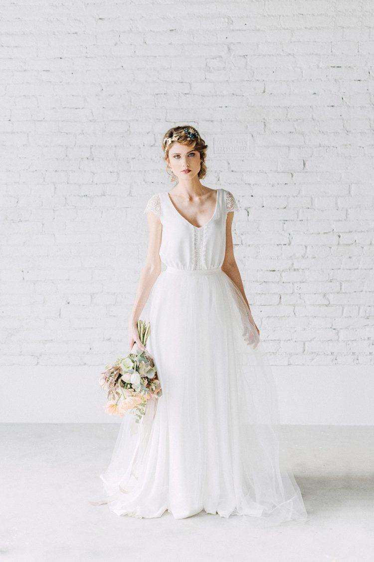 Dream dress - šaty zo salónu Lulu Anna, ktorý mám vytipovaný ako ten top! :)