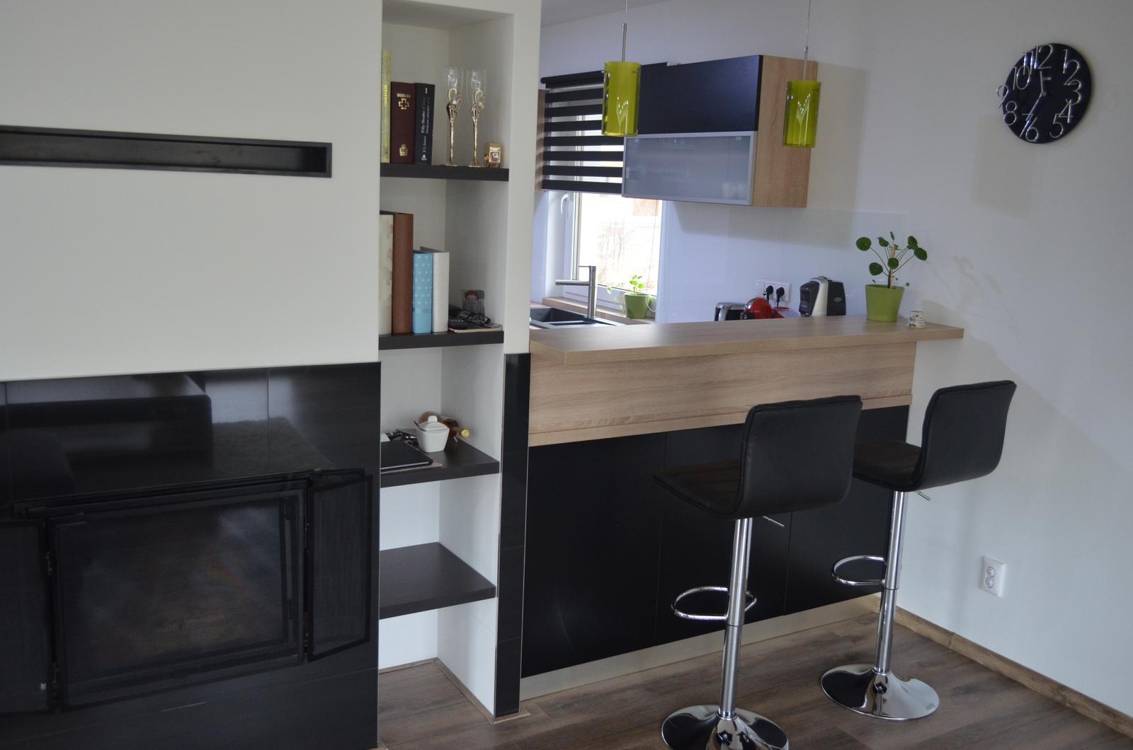 Kuchyňa rodinný dom - Obrázok č. 9