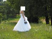 Svatební šaty - šité na míru, 36