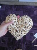Srdce ratan přírodní,