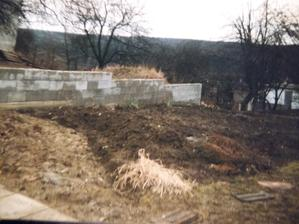 A takto vyzerala záhrada pred 15 rokmi