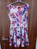 Květinové šaty Orsay, 40