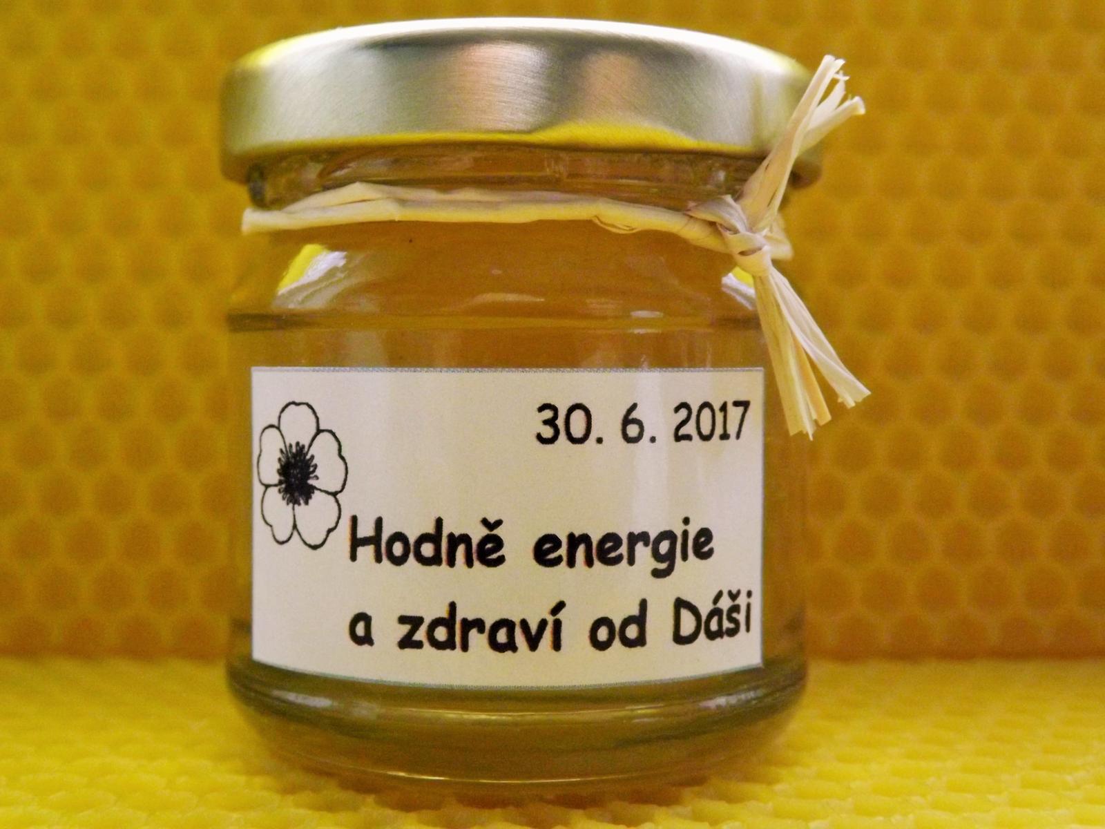 vcelarstvi_horakovi - Dárkový medík pro kolegyně