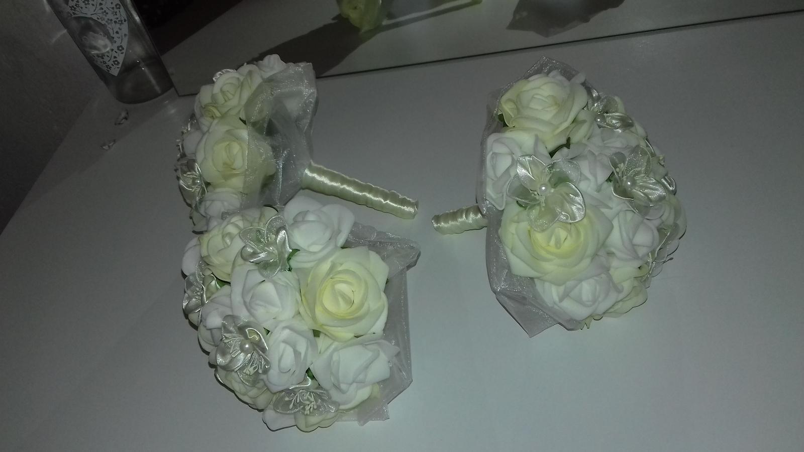 Svatební kytice sada - Obrázek č. 1
