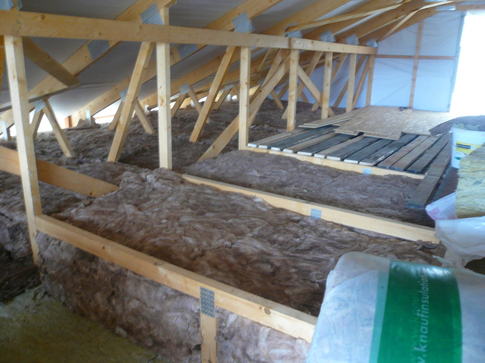 Pasivní dřevostavba na betonových patkách S. Hoštice - Obrázek č. 26