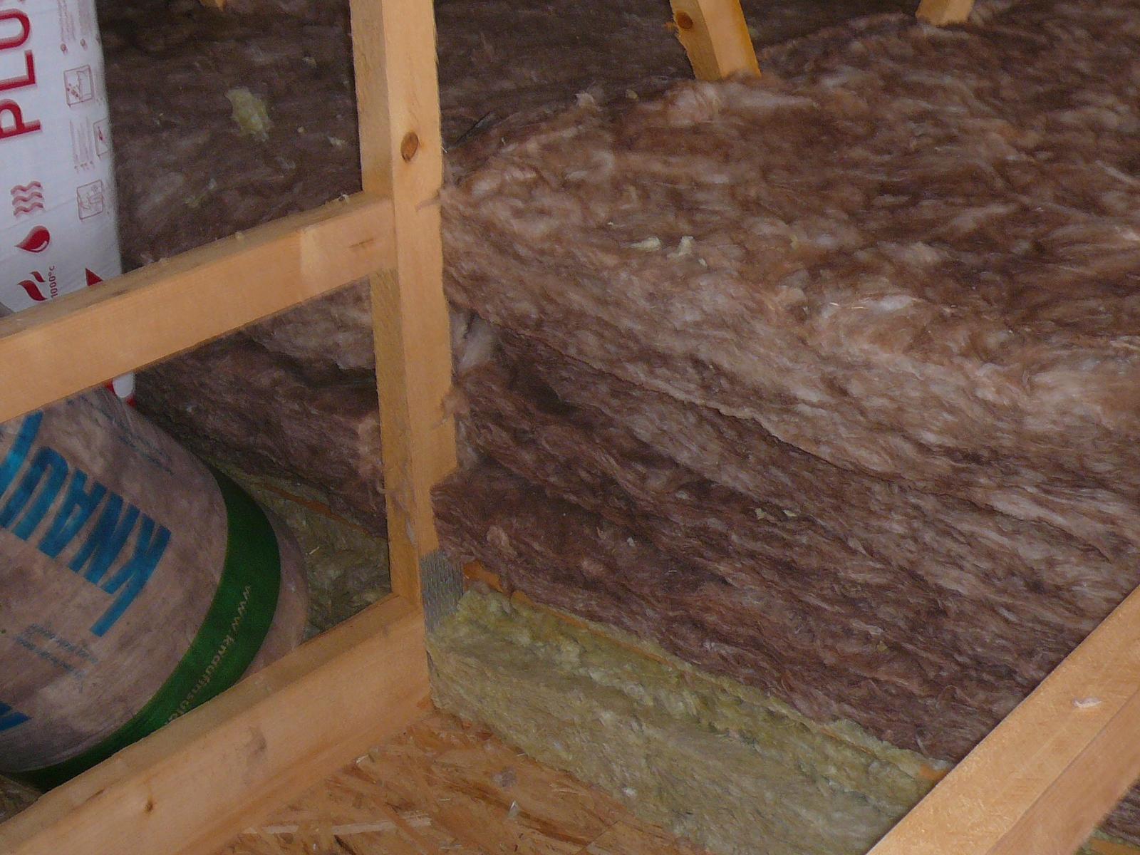 Pasivní dřevostavba na betonových patkách S. Hoštice - Obrázek č. 27