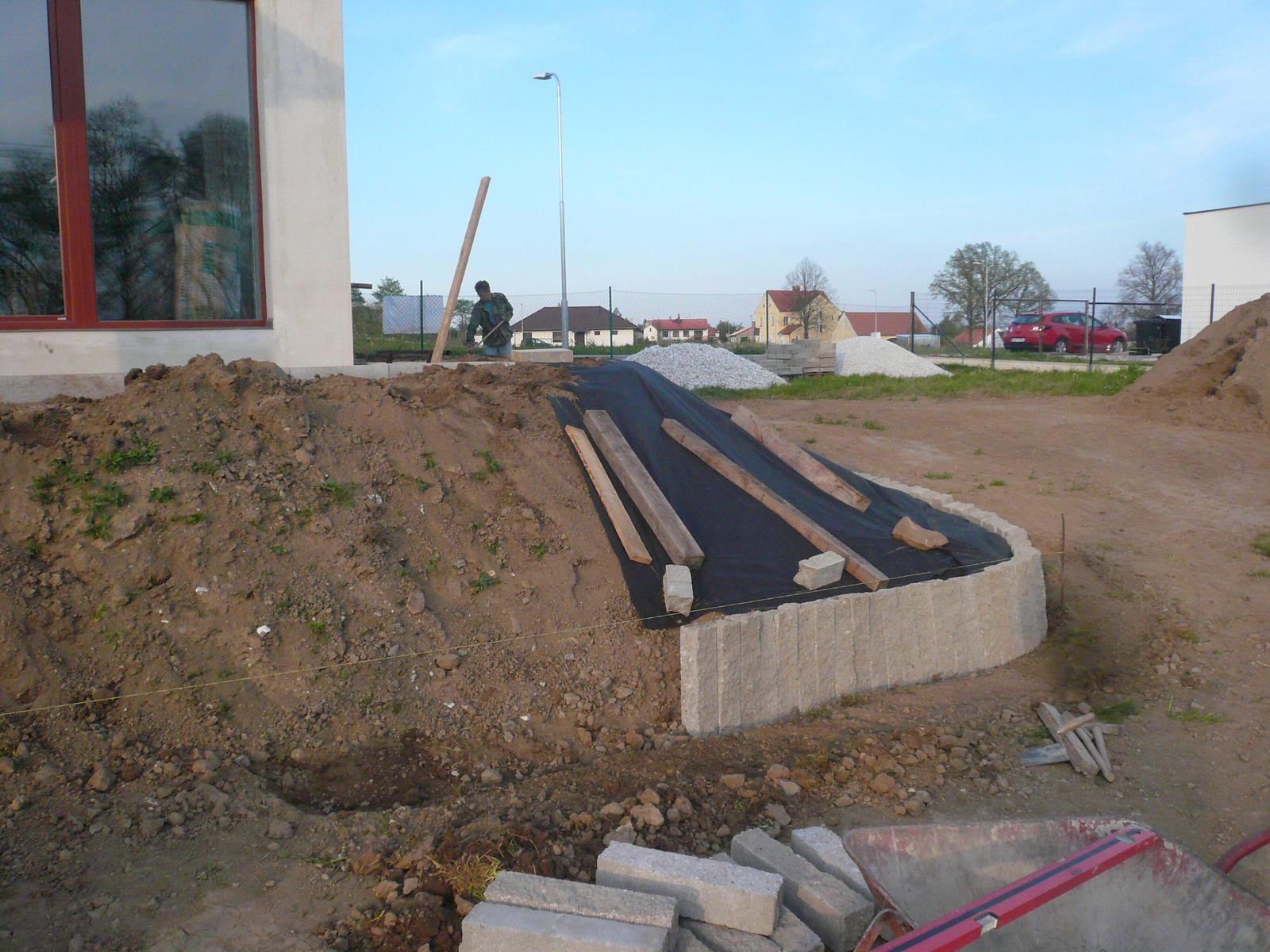 Pasivní dřevostavba na betonových patkách S. Hoštice - Obrázek č. 37