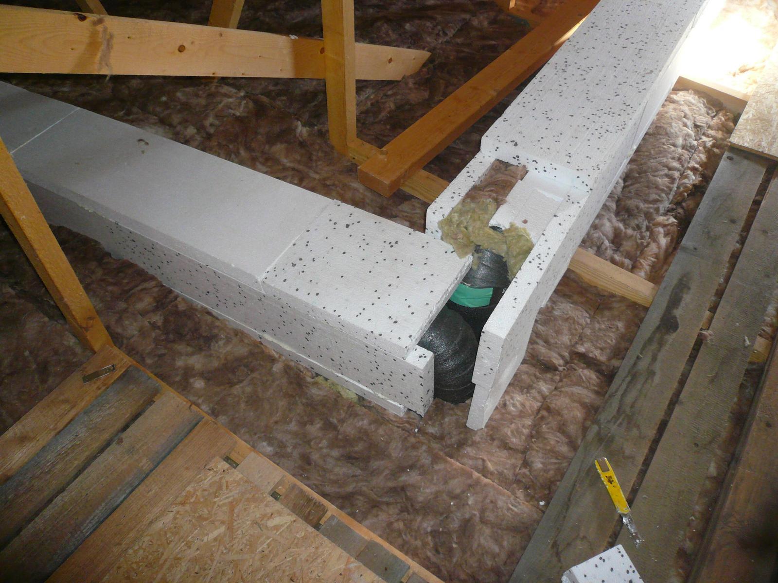 Pasivní dřevostavba na betonových patkách S. Hoštice - Obrázek č. 47