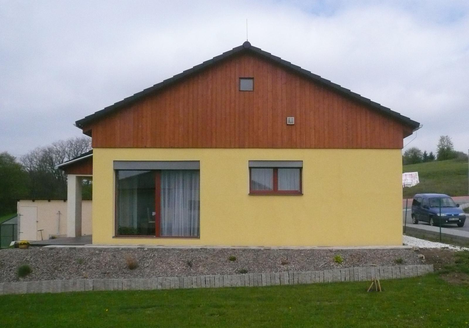 Pasivní dřevostavba na betonových patkách S. Hoštice - Obrázek č. 52