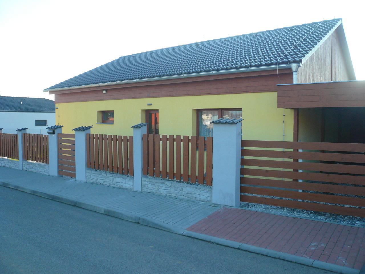 Pasivní dřevostavba na betonových patkách S. Hoštice - Obrázek č. 55