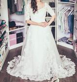 Svatební šaty od návrháře, 34