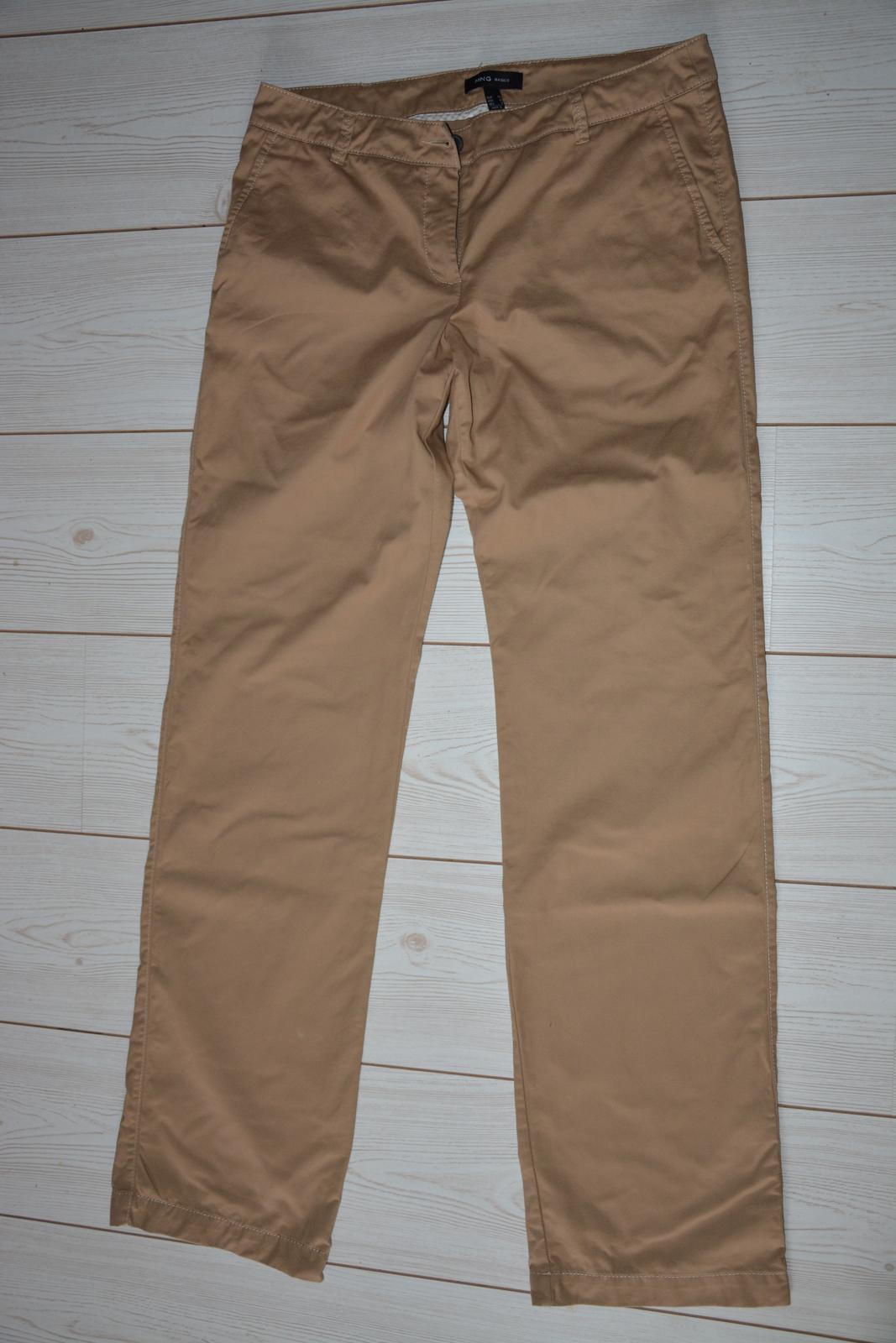 Béžové kalhoty - Obrázek č. 1