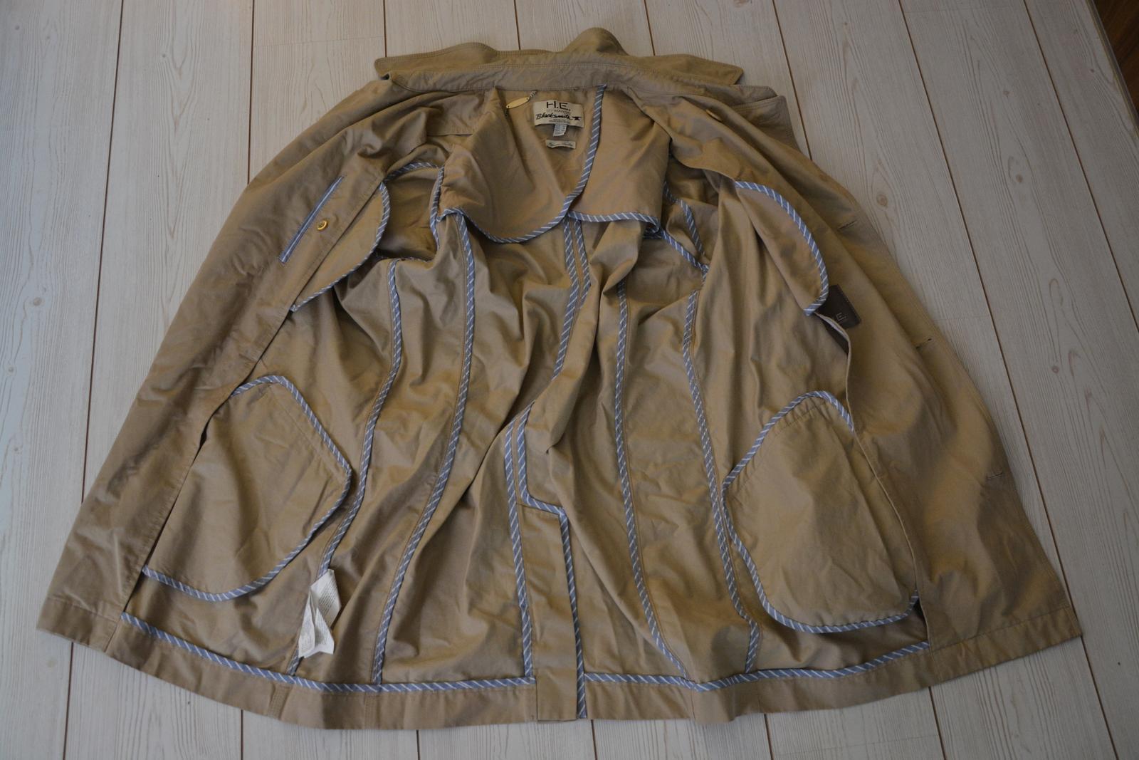 Béžový kabát Mango - Obrázek č. 3