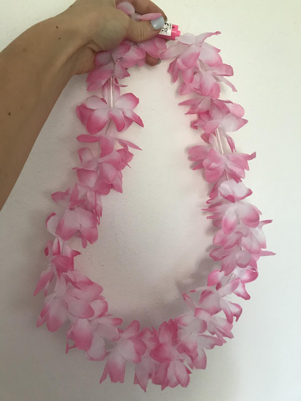 Havajské věnce do fotokoutku - Obrázek č. 3