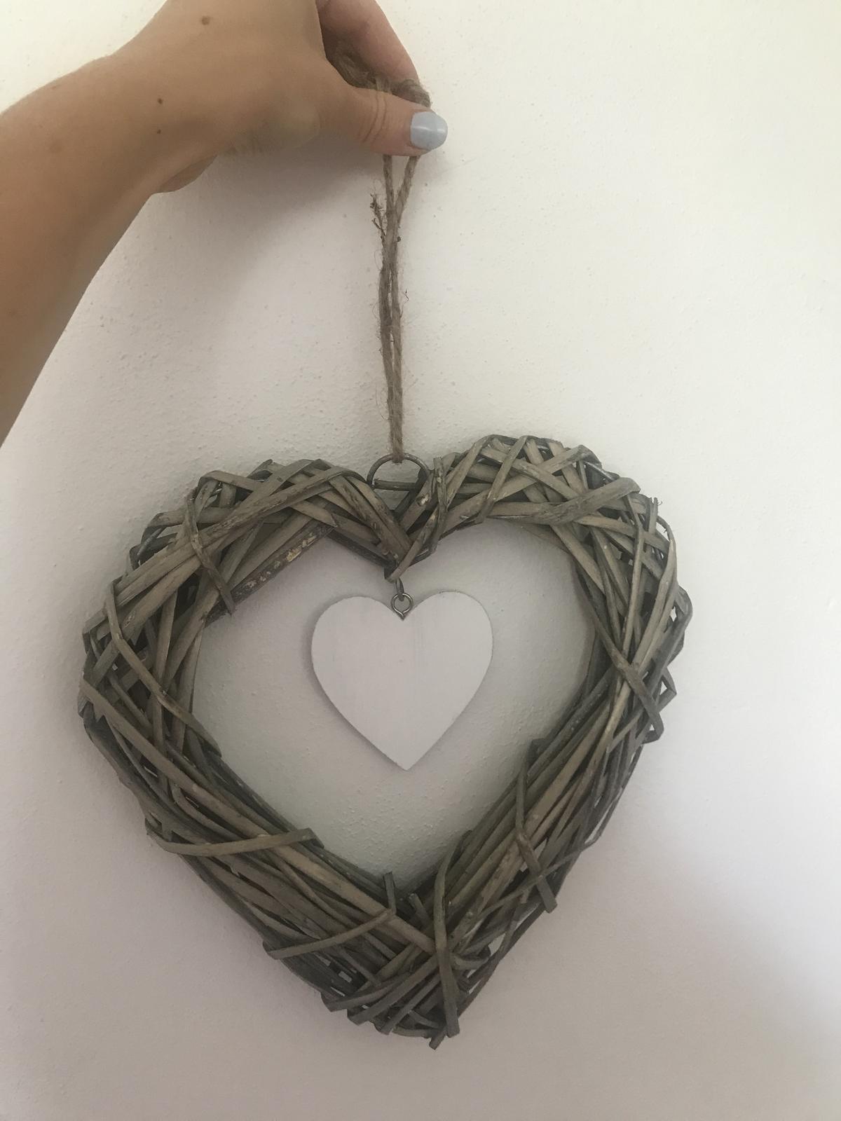 Proutěné srdce - Obrázek č. 2