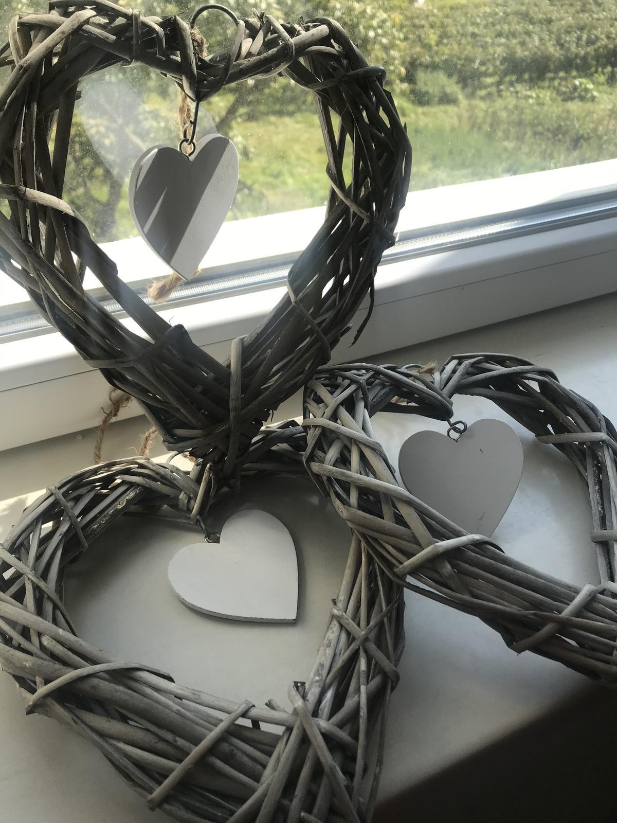Proutěné srdce - Obrázek č. 3