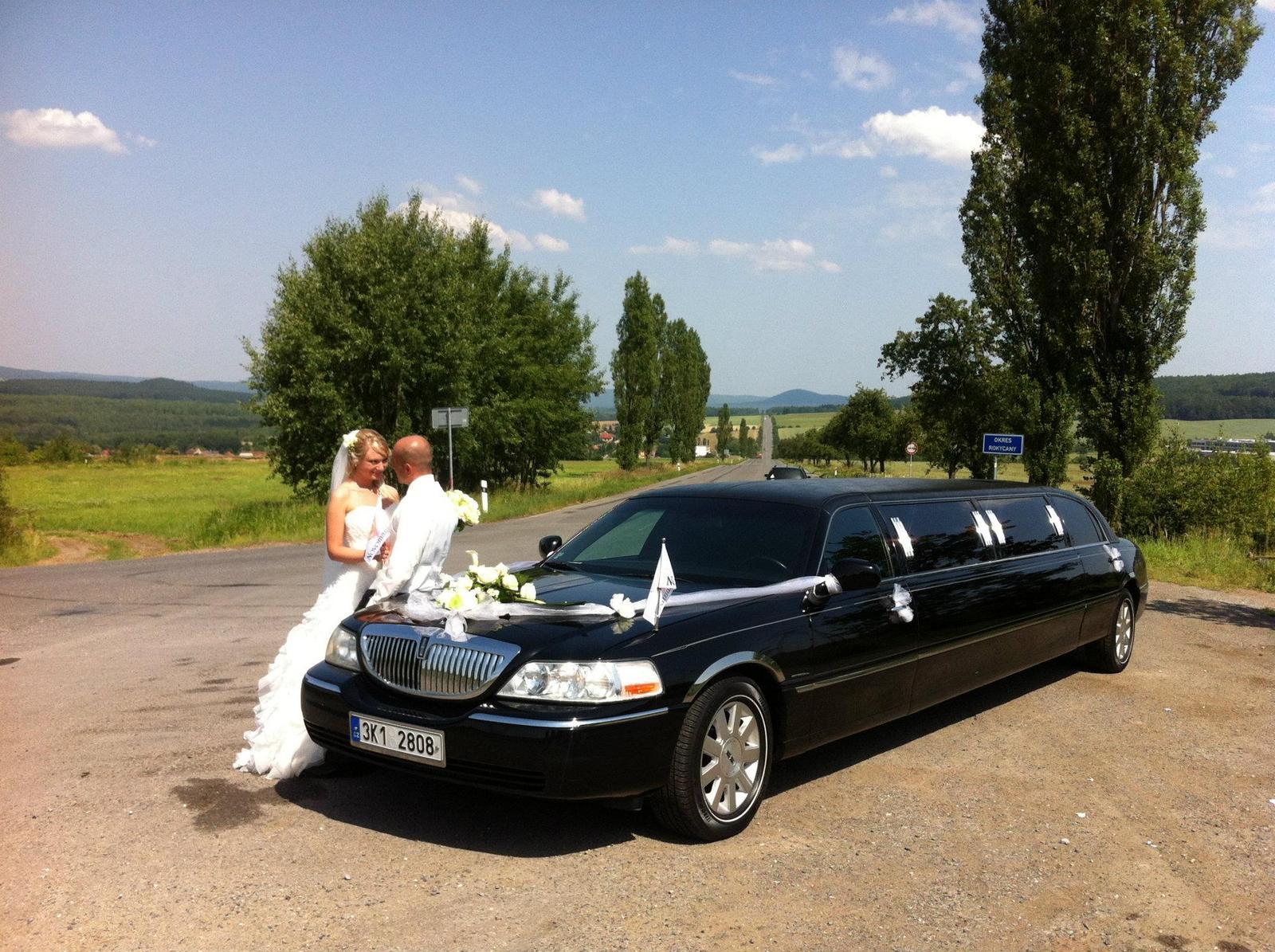 Svatební limuzína - Obrázek č. 2