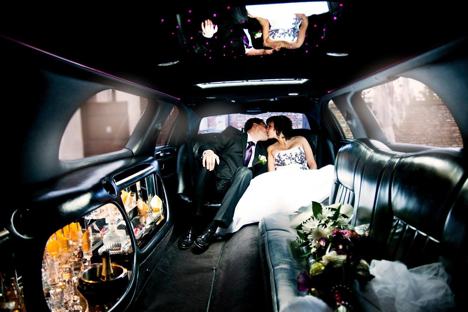 Svatební limuzína - Obrázek č. 3