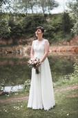 svatební šaty pro víly, 36