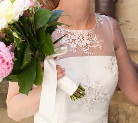 Svadobné šaty - IVORY - veľ. S - Obrázok č. 1