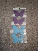 menovky pre hostí motýliky,